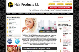 Hair Products UK