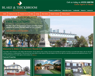 Blake & Thickbroom Residential